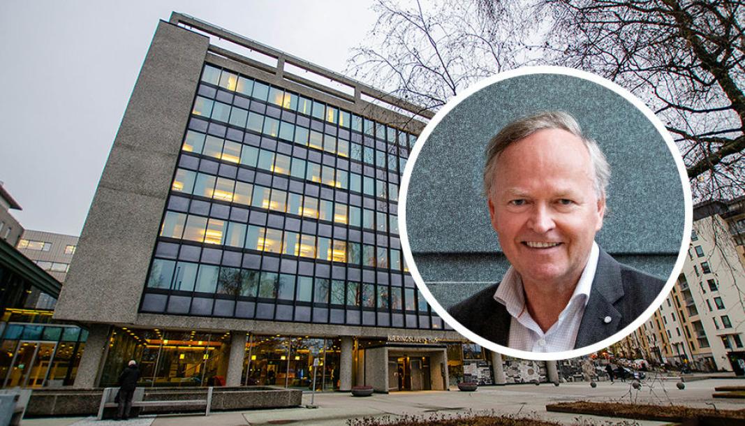 Hans Tore Hagland er advokat og forhandlingssjef i Norges Bilbransjeforbund