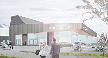 Bertel O. Steen bygger ny storforhandler på Sunnmøre