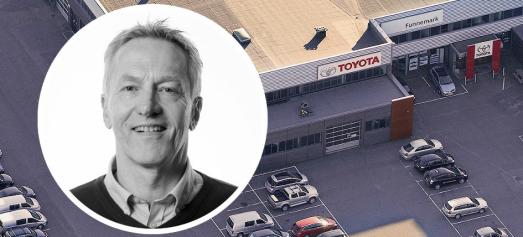 Funnemark selger bilvirksomheten til Bilia og Bauda