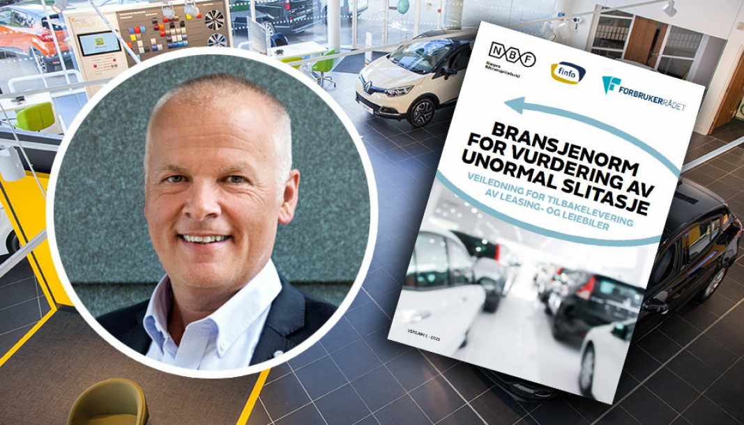 <em>Tore Rylander, fagsjef bilsalg i NBF.</em>