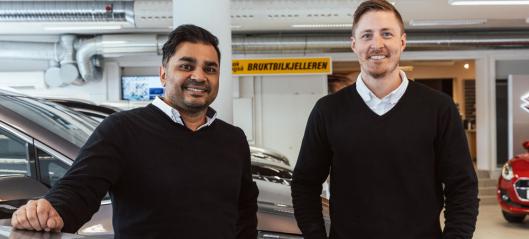 Nordvik satser sterkere på RSA-merkene - utvider forhandleren i Bodø