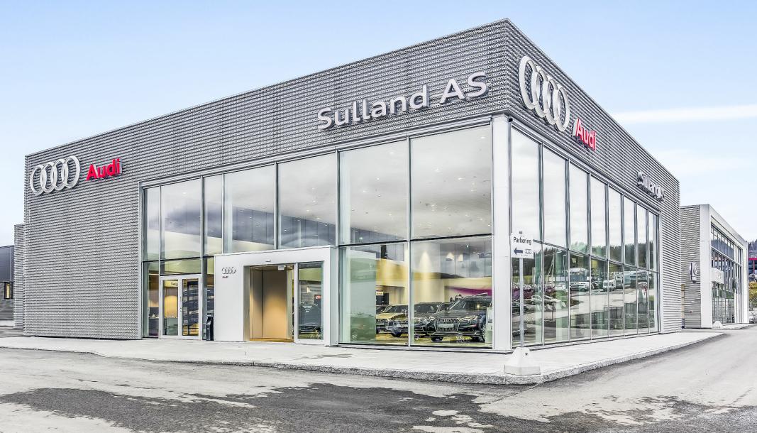 <em>To Sulland-forhandlere fikk reaksjoner fra Statens vegvesen - hvorav en måtte gjøre en skadereparasjon på nytt. </em>