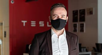 Tesla vil utvide nettverket betydelig i Norge