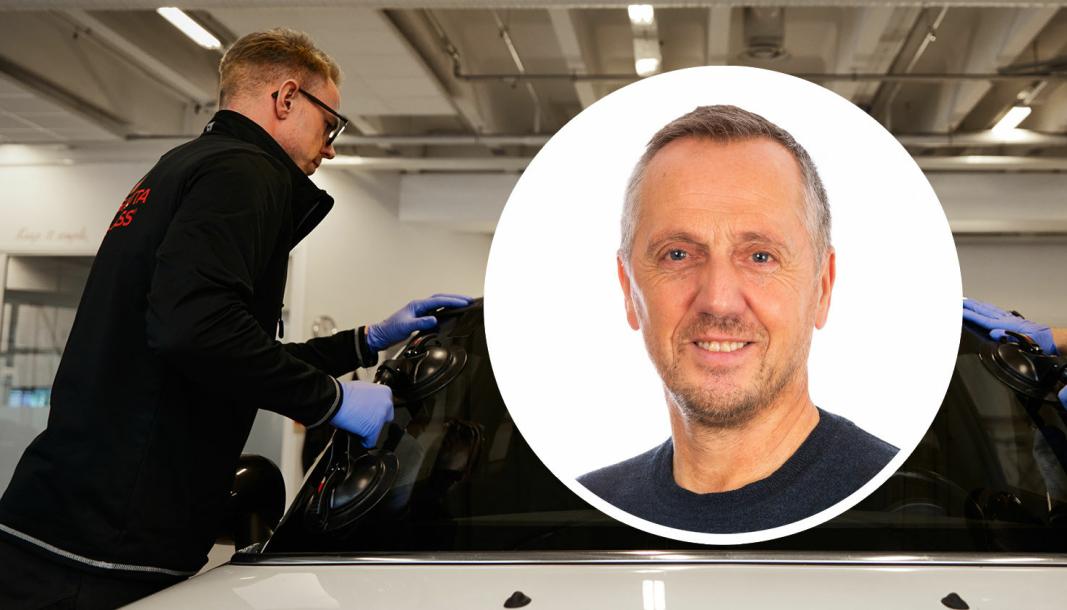 <em>Stig Grongstad, innkjøpsleder i If Skadeforsikring.</em>