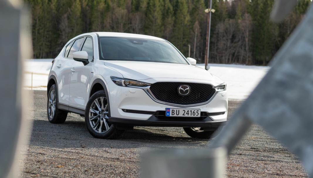 <em>Mazda har mer enn doblet salget sitt i år sammenlignet med de fire første månedene i fjor.</em>
