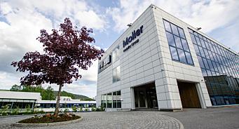 Møller: Nytt forretningsområde og flere endringer i organisasjonen