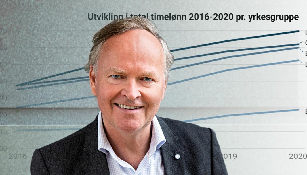 Tore Hagland er advokat og forhandlingssjef i Norges Bilbransjeforbund.