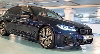 BMW har bilbransjens mest tilfredse kunder
