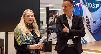 Gir seg etter over 10 år hos Møller: Anita Svanes går av som kommunikasjonssjef
