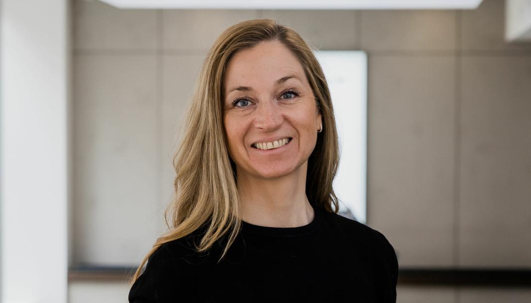 Kristin Fjeld er ansatt som kommunikasjonssjef i Polestar Norge.