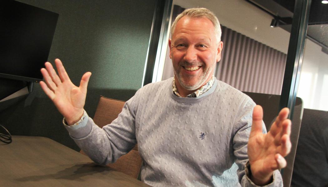 <em>Anders Gadsbøll blir gruppekonsernsjef i nyetablerte Tellus Caravan og Fritid AS.</em>