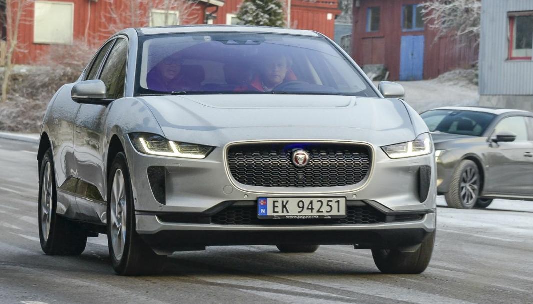 <em>Til tross for gode kampanjer på Jaguar I-Pace i fjor endte året med underskudd for Jaguar- og Land Rover-forhandler AS Insignia.</em>