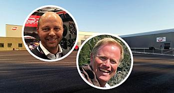 Ny sjef for Norgesdekk