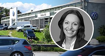 Hun blir markedsdirektør i Møller Bil
