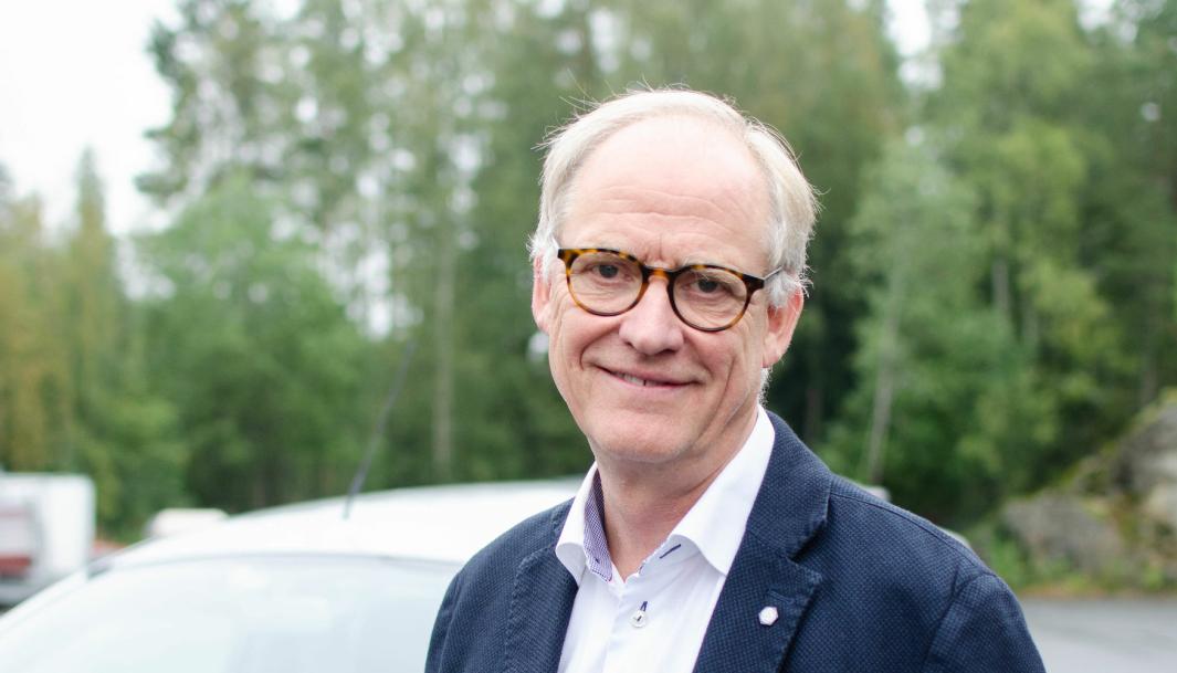 <em>Knut Martin Breivik er fagsjef i NBF</em>