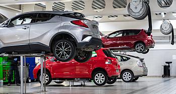 Lanserer 10 års garanti i Europa – dette sier den norske Toyota-importøren