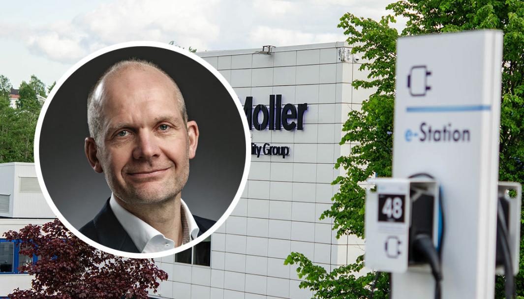 Ulf Tore Hekneby og Harald A. Møller foreslår å heve et eventuelt innslagspunkt fra 600.000 kroner til 800.000 kroner - og samtidig utsette innføringen av elbil-moms til 2023.