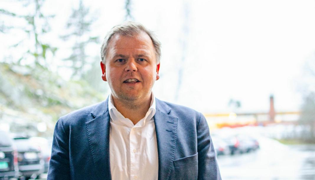 <em>Administrerende direktør i MyCar Group, Erik Diesen.</em>