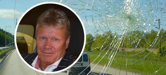 - Sjokkerende nedgang i glass-skader