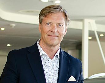 <em>Knut-Erik Jahnsen går av som sjef for Lexus, men fortsetter i en rådgiverrolle for importøren.</em>