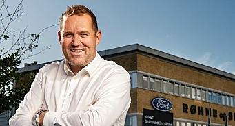 RøhneSelmer etablerer ny bruktbilforretning