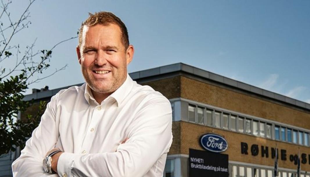 <em>Kjetil Hagestande er administrerende direktør i RøhneSelmer.</em>