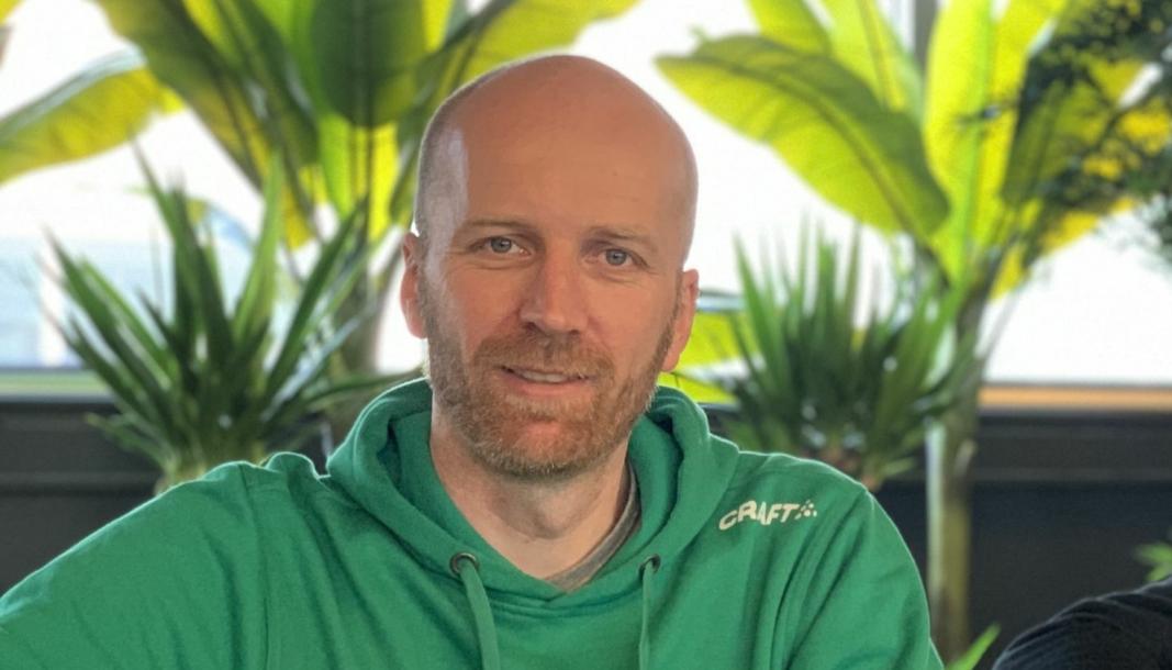 <em>Gunnar Birkenfelt, forretningsutvikler, en av grunnleggerne og medeier i Imove.</em>