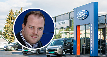 Ford-importøren med ambisiøse prosjekter for servicemarkedet