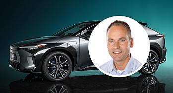Han skal lede Toyotas elbil-satsing i Norge