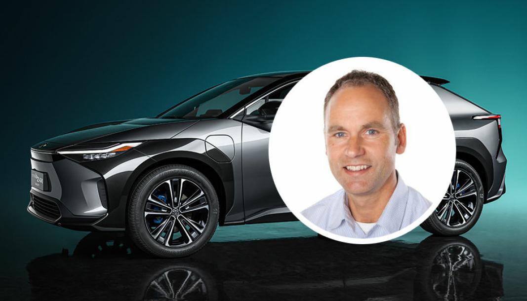<em>Alf Moland blir utviklingssjef i den nye Beyond Zero-avdelingen i Toyota Norge.</em>