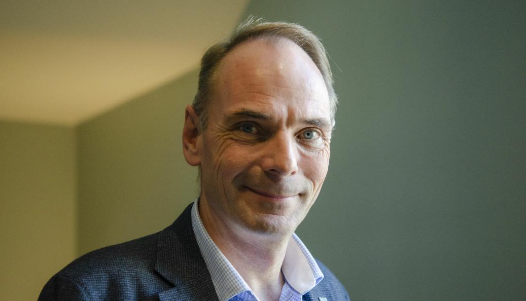 <em>Stig Morten Nilsen, administrerende direktør i Norges Bilbransjeforbund.</em>