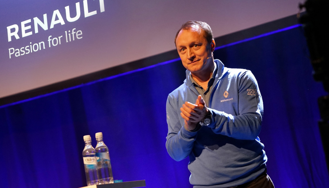 <em>Daglig leder i RBI Norge AS, Nils-Henrik Holmen.</em>