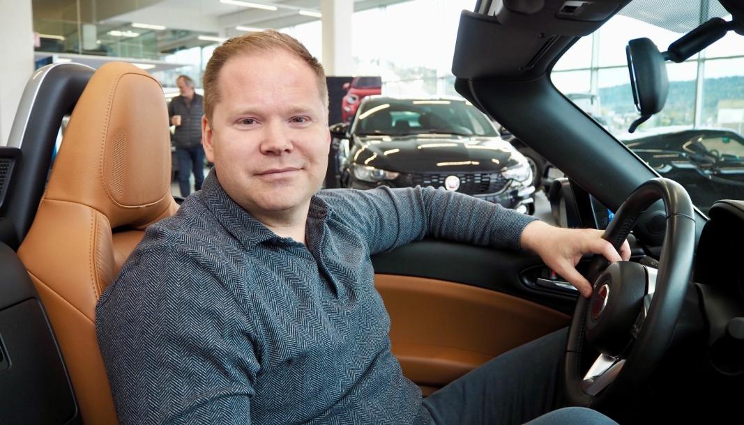 Christian Lagaard går fra NBF til Kia-importøren hos Bertel O. Steen.