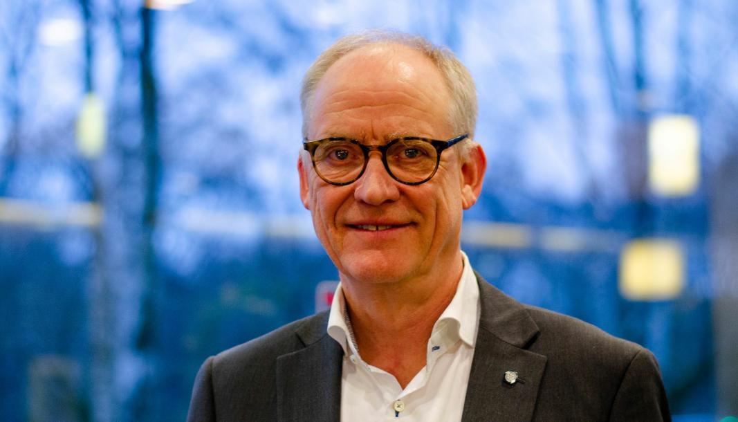 <em>Avdelingsleder i Norges Bilbransjeforbund, Knut Martin Breivik.</em>