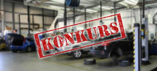 Bare fem bilbransje-konkurser i juli