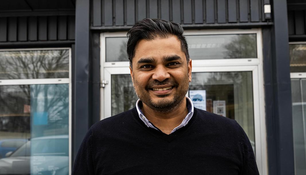 Daniel Rise er daglig leder for Nordvik CAR AS, selskapet som håndteres RSA-merkene i konsernet.