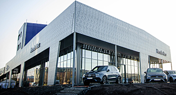 Bertel O. Steen skal bygge nytt storanlegg i sør