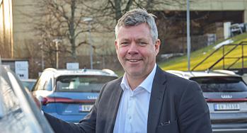 Tar grep for å styrke merkevaren Møller Bil