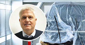 Møller Bil etablerer nytt småskadesenter i Bergen - mener det vil danne en ny «standard»
