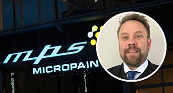 MPS Micropaint blir til MPS Bilskade