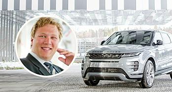 Her er den nye Jaguar Land Rover-sjefen