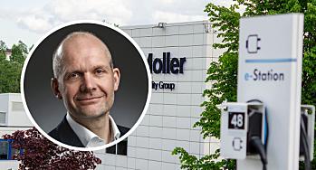 Møller-topp spår kraftig konsolidering i forhandlernettverket