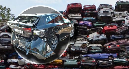 Vraking av biler: Lanserer modell for refusjon av engangsavgiften