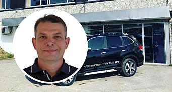 Fra Sulland til etablering av bruktbil-forretning i lokalt «bilhus»