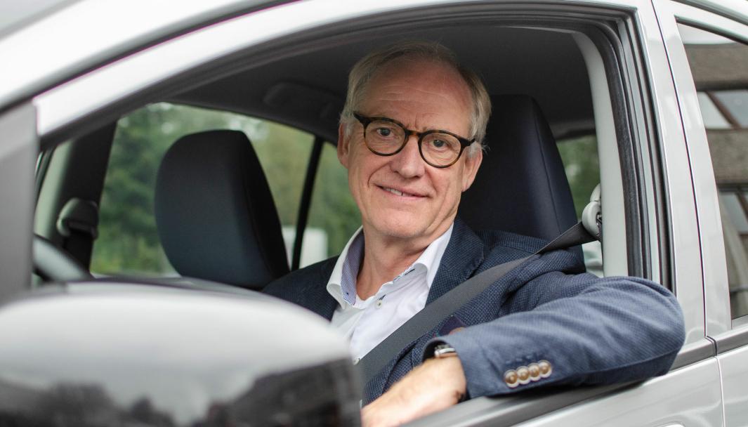 Knut Martin Breivik, Norges Bilbransjeforbund.