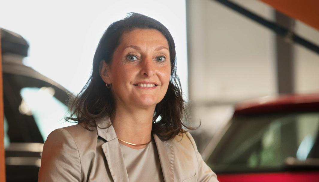 Ariane Struyf kommer fra rollen som administrerende direktør i BMW Financial Services.