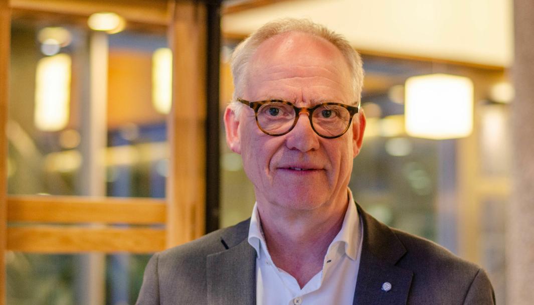 Knut Martin Breivik, avdelingsleder drift og utvikling i Norges Bilbransjeforbund.