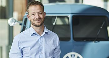 VW-importøren henter ny kommunikasjons-sjef fra politikken