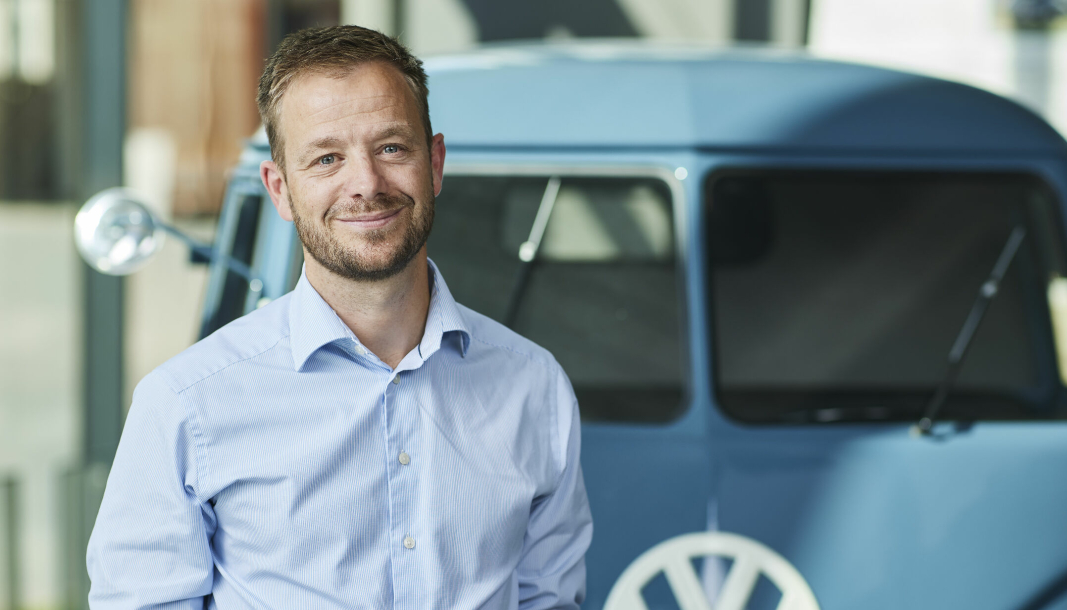 Lars Joakim Hanssen blir ny kommunikasjonssjef for Volkswagen og Volkswagen Nyttekjøretøy i Norge.