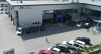 RøhneSelmer overtar Ford-forhandler på Ringerike